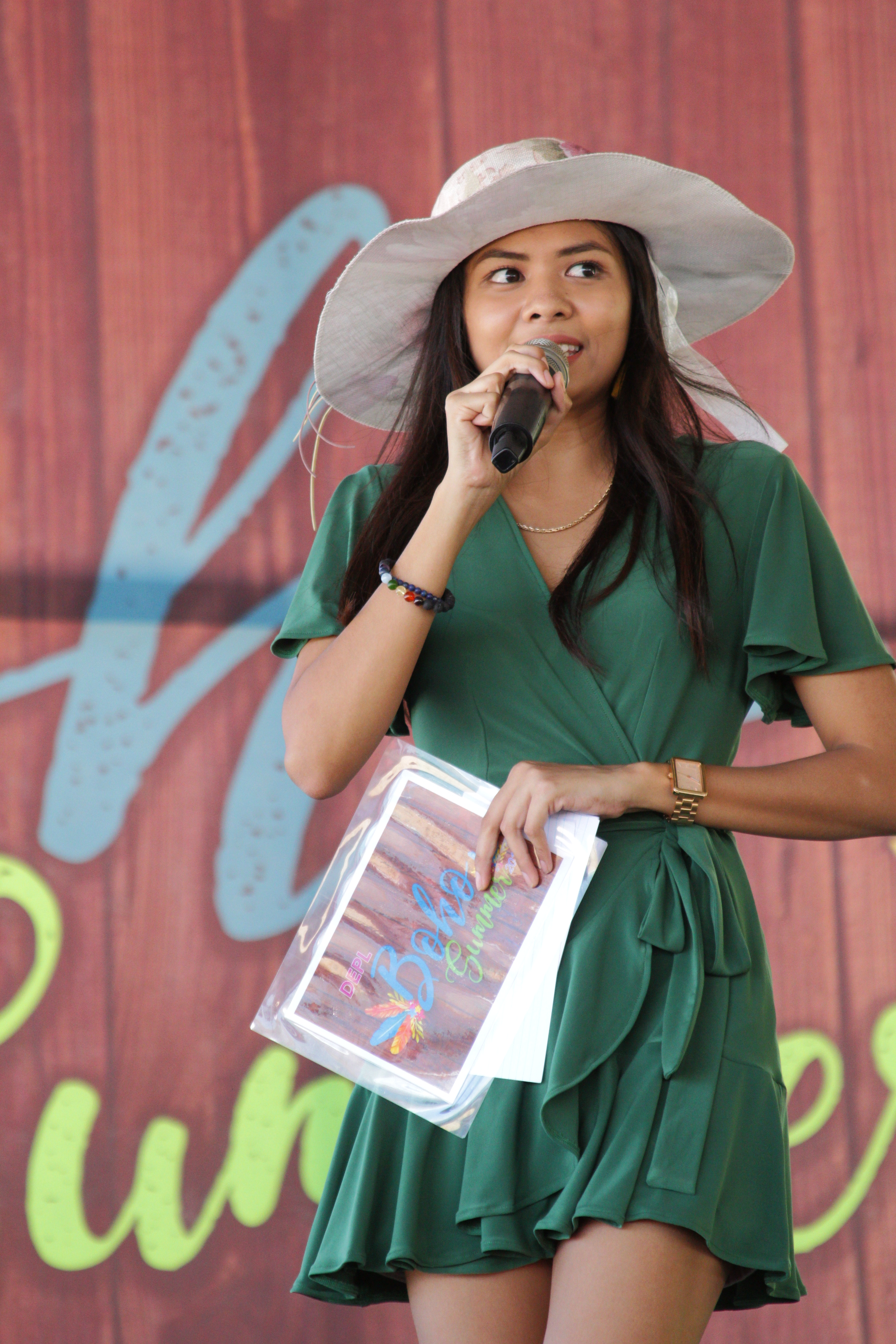 event host tin catacutan